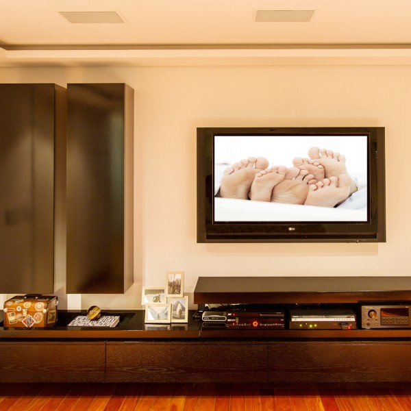Home theater carvalho